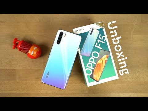 Oppo F15 Unboxing, Specs, Price, Hands-on Review