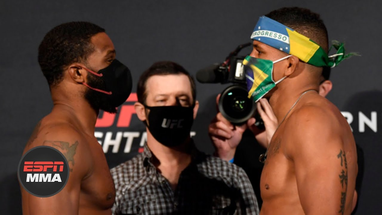UFC Fight Night prediction: Tyron Woodley vs. Gilbert Burns -- Fight ...