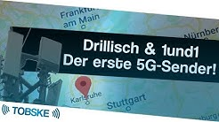 1&1/Drillisch: ZTE 5G-Technik & 4x4 B7 für das neue Mobilfunknetz?