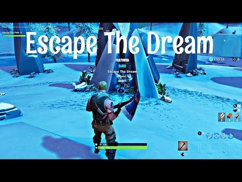 How to Escape QJAG Escape the dream maze in creative mode