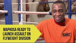Amateur standout Joe Maphosa excited for upcoming pro debut