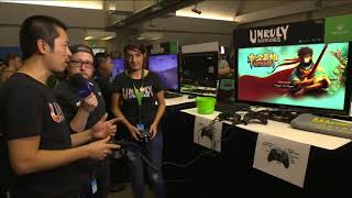 Unruly Heroes - ID@Xbox 2017 w/ Mixer