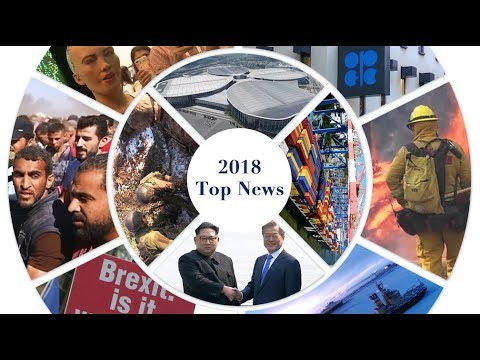 Review 2018: Top 10 Global News Events
