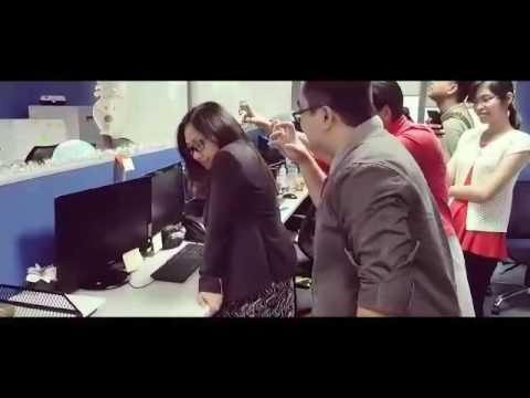 The Manila Team- Mannequin Challenge