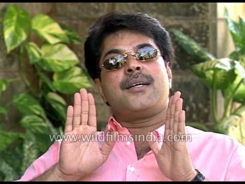 Mammootty - Indian film actor and producer of Malayalam cinema