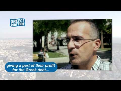 Greece Debt Free - Greek Views on the Economic Crisis