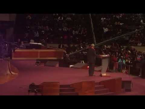 "Bishop Dale Bronner  ""Move On"" PART ONE Happy New Year 2018"