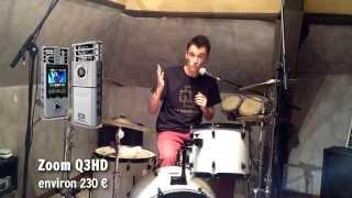 Comment réaliser un Drum Cover avec une batterie acoustique ? [TUTO-FR]