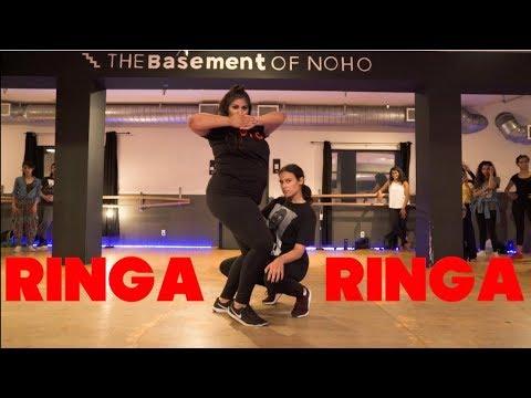 RINGA RINGA (Beyonce Remix) | Chaya Kumar and Shivani Bhagwan Choreography| Bollywood Dance Class