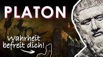 Einführung in die Philosophie #5 Platon - Ideenwelt, Höhlengleichnis und der Staat