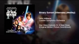 Binary Sunset (Alternate) (Medley)