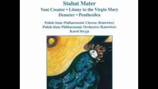 Szymanowski  Stabat Mater