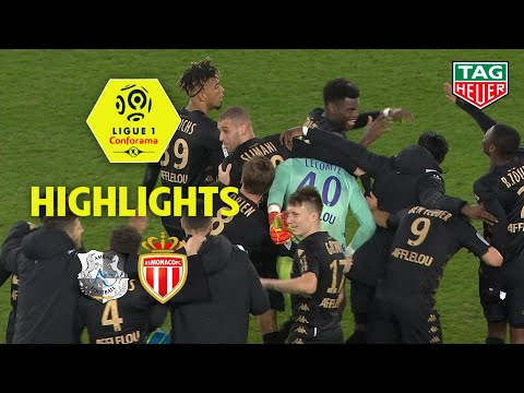 Amiens Monaco Goals And Highlights