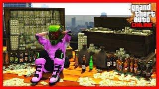 Баг на деньги в одиночку GTA Online 1.10