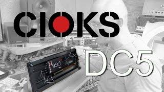 Cioks DC5 Power Supply - Installation under Pedaltrain Nano+ and Metro