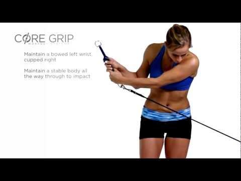 Core 12 – Lead Leg – Core Grip Golf Lift Series (Female)