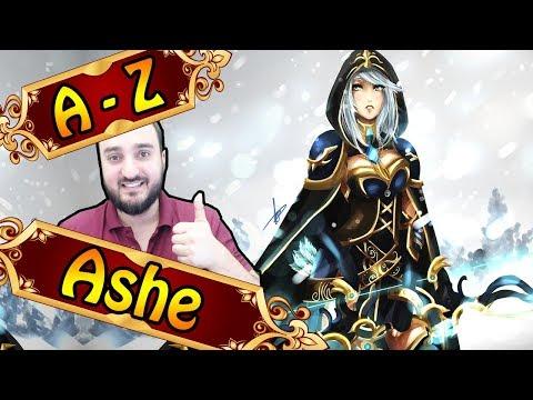"A-Z ASHE, das Gefühl ""ADC in 2k18"" | League of Legends thumbnail"