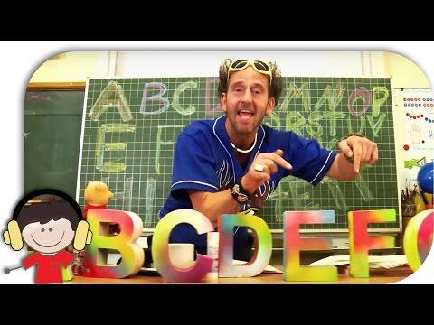 Tom Lehel | Buchstabenboogie - Der ABC-Song (offizielles Musikvideo)