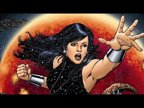 La Historia De Donna Troy - DC