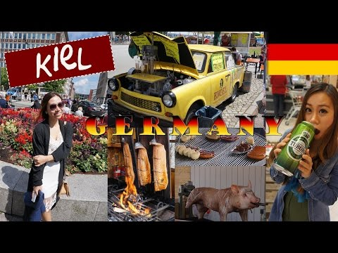 Kiel, Germany Vlog