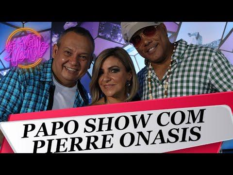 Pierre Onassis canta grandes sucessos no Vai Vendo