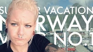 I'M IN NORWAY! | Katrin Berndt Thumbnail