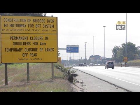M1 Bridge Closure