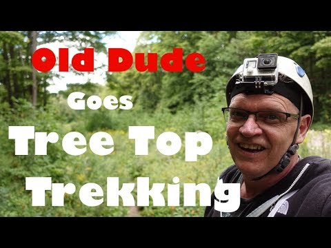Treetop Trekking, Horseshoe Valley, Ontario, Canada