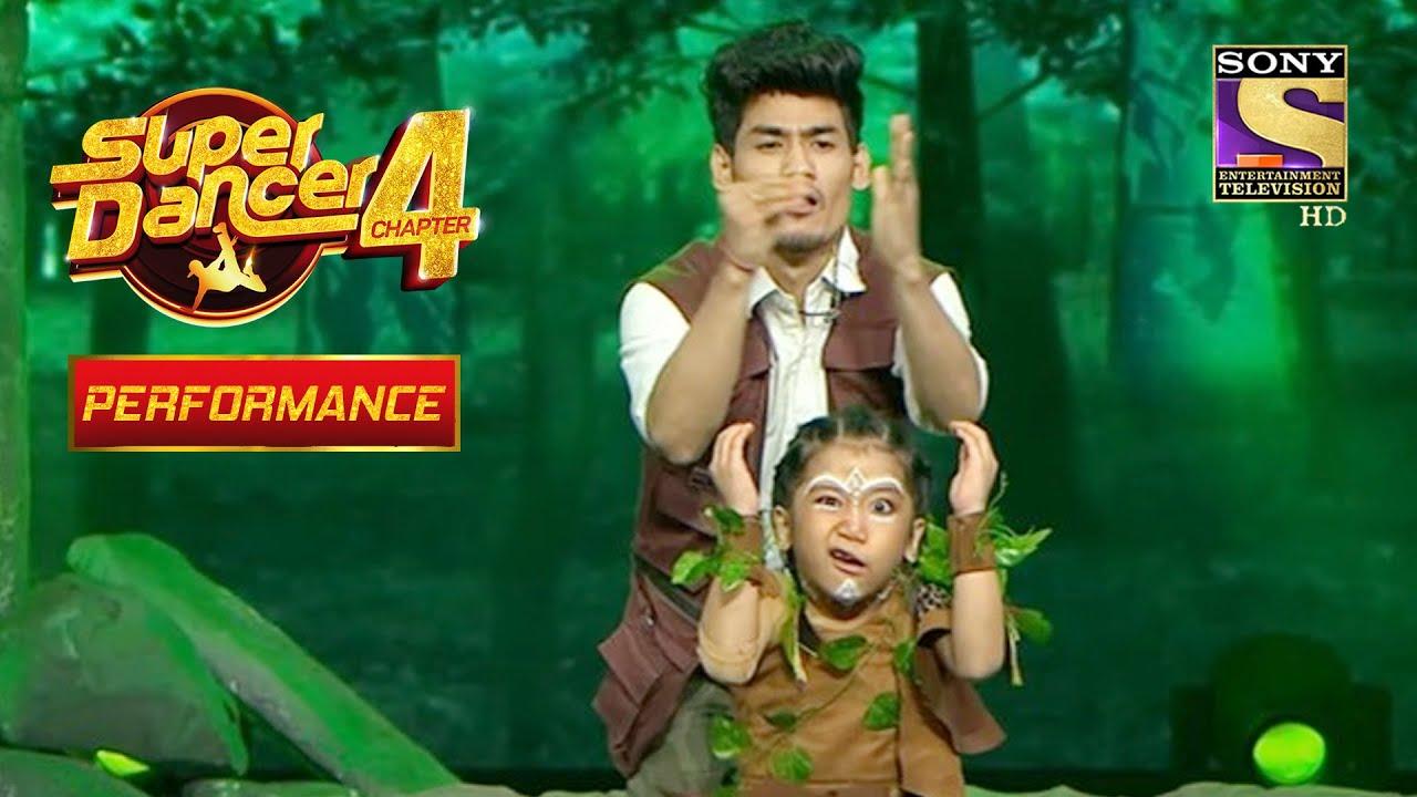"Download ""Kisi Disco Mein Jaayein"" पर एक Amazing Dance Performance | Super Dancer 4 | सुपर डांसर 4"