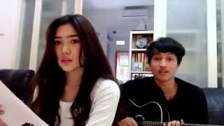 Download lagu La la la ft. Sam Smith - Naughty Boy (cover) by Isyana Sarasvati & Rayhan Maditra