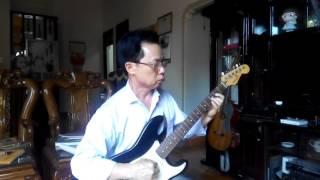 Học guitar căn bản cho người mới bắt đầu - WHITE  APPLE (Quả táo trắng) - guitar