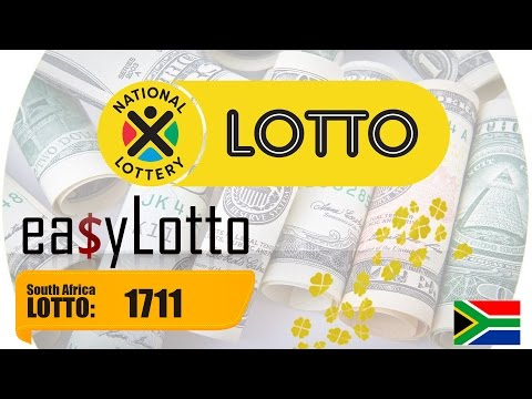 Lotto results South Africa 20 May 2017