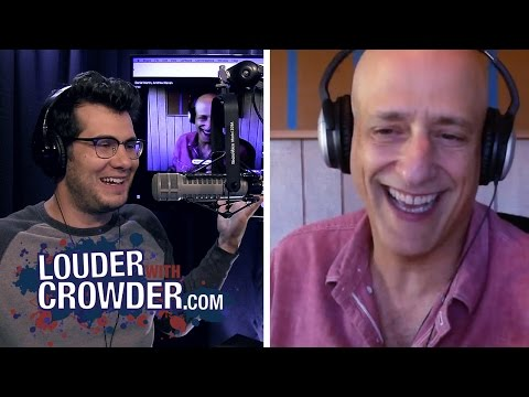 Andrew Klavan Uncut and Uncensored! | Louder With Crowder