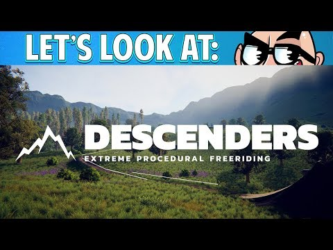 Let's Look At: Descenders!