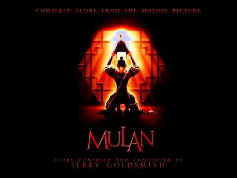 Mulan OST - 07 - Attack at the Wall (Score)