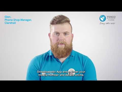 How Do I Switch To Tesco Mobile?