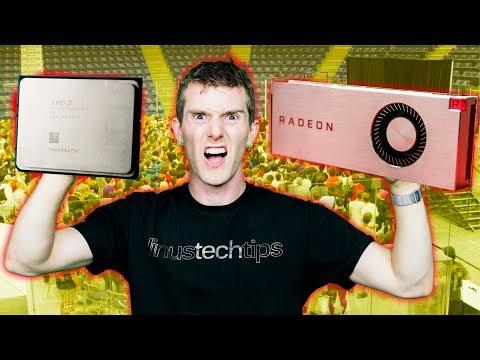AMD Vega & Threadripper - PRICING & SPECS!