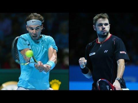 Rafael Nadal vs Stanislas Wawrinka - 2014 Australian Open Final - Top Spin 4