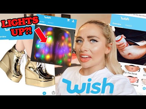 I tried on the WEIRDEST/SO EXTRA clothing items from wish!! *never again*