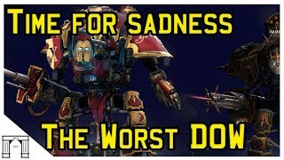 The Waffle Cast, Worst DoW and Astartes part 5