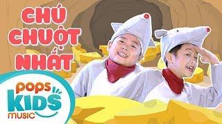 Mầm Chồi Lá - Chú Chuột Nhắt | Nhạc Thiếu Nhi Vui Nhộn - Kids Songs - Nursery Rhymes