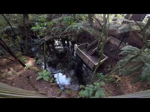 Hamurana Springs - Rotorua - GoPro