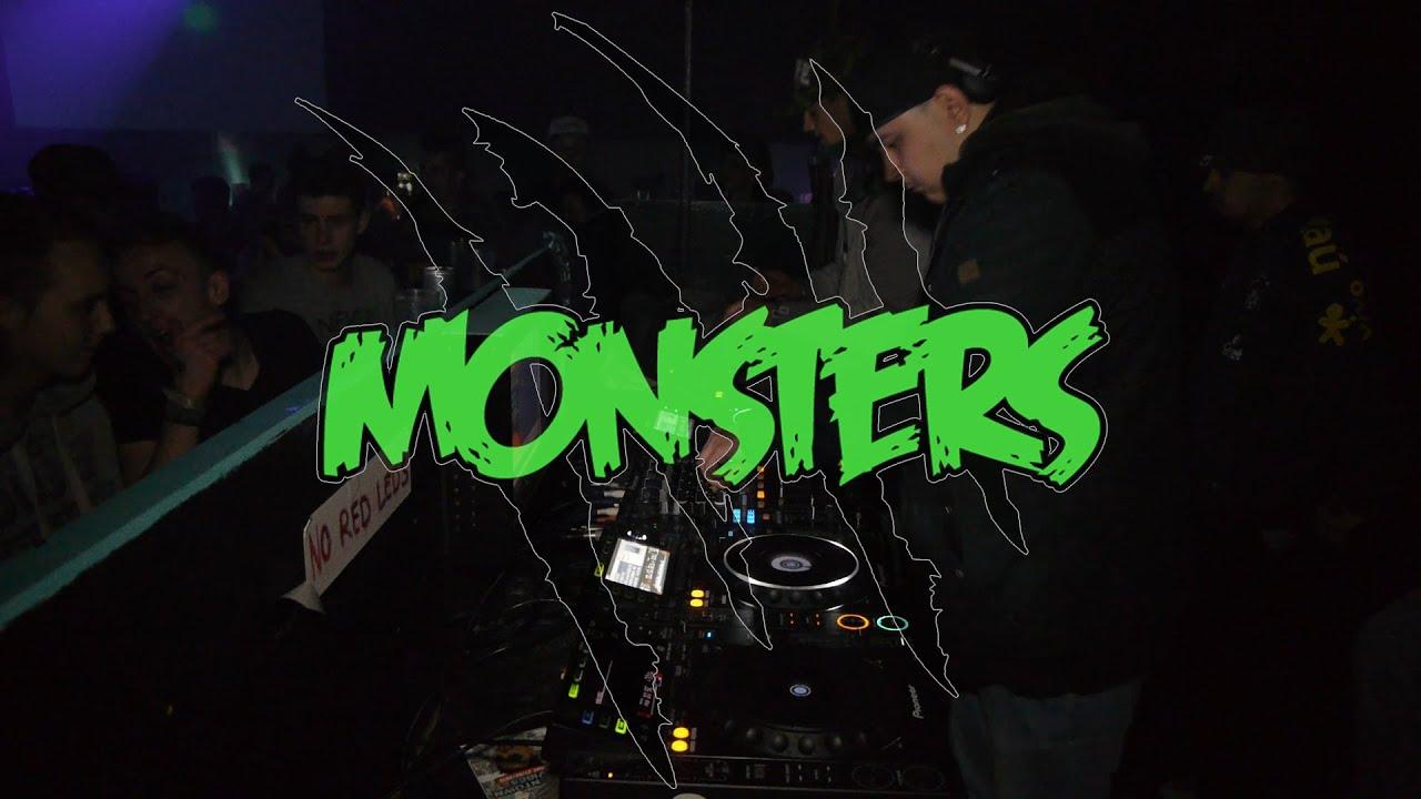 AD @ QUAKE PRESENTS MONSTERS vs DUPLOC - YouTube Quake Monsters