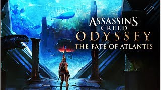 Assassin's Creed Odyssey FATE OF ATLANTIS All Cutscenes (All Episodes) Game Movie 1080p 60FPS