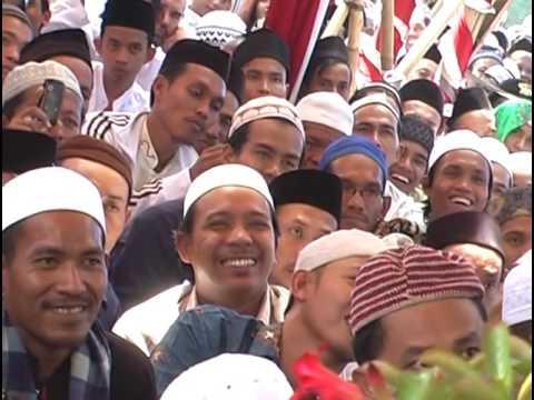 Ceramah Abuya Uci Turtusi - Haul Tuan Syaikh Abdul Qodir 2012