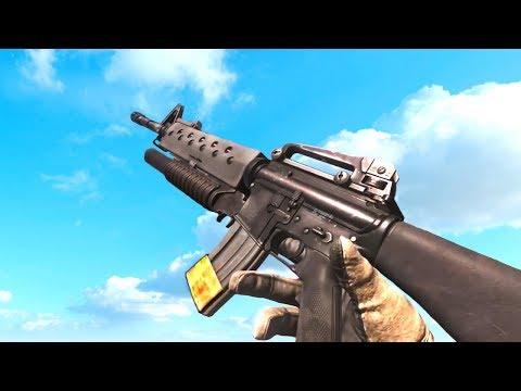 M16 - Comparison in 30 Different Games