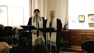 NACHALAH - Where Tradition Lives!  Excerpts from our first service...