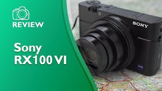 Sony RX100M6 explained, demonstrated and hands-on review (4K)