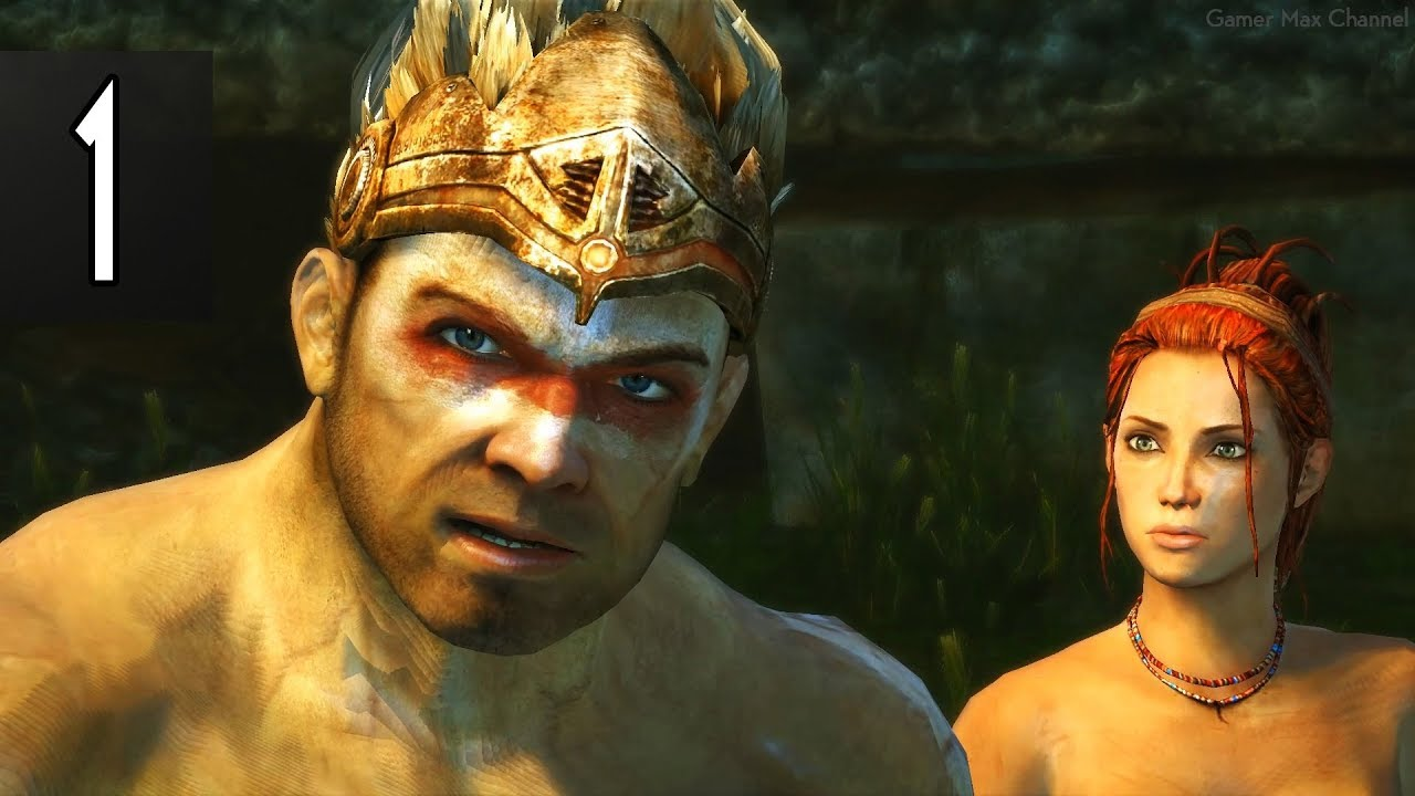 Download ENSLAVED ODYSSEY TO THE WEST - Walkthrough Part 1 Gameplay [1080p HD 60FPS PC] No Commentary