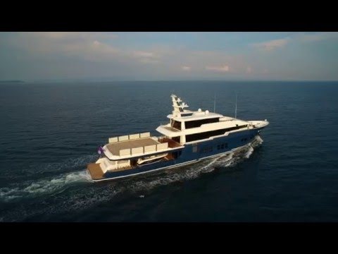HYS Yachts: The Making of MY Cklass